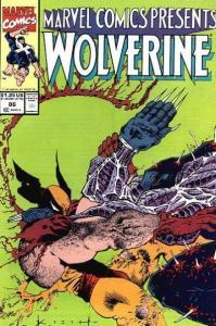 Marvel Comics Presents (1988 series) #86, NM (Stock photo)