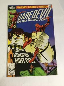 Daredevil 170 Nm Near Mint Marvel Comics Bronze