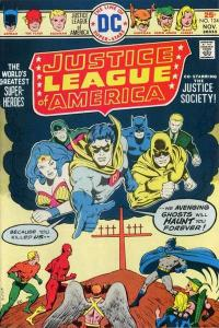 Justice League of America (1960 series) #124, VG+ (Stock photo)