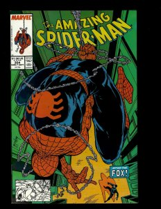 Amazing Spider-Man # 304 NM Marvel Comic Book Venom Todd McFarlane Art GB4