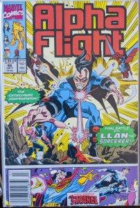 Alpha Flight #86 (1990)