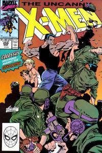 Uncanny X-Men (1981 series) #259, VF+ (Stock photo)