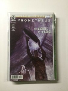 Prometheus: Life And Death #3 (2016) HPA
