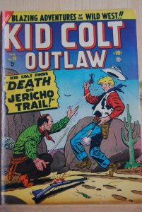 Kid Colt Outlaw #18, 5.0. Rare!