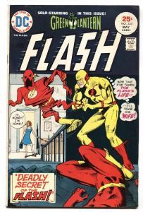 Flash #233 1975- Reverse Flash- Iris West Allen- FN
