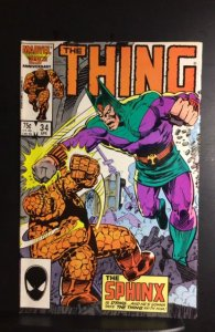 The Thing #34 (1986)