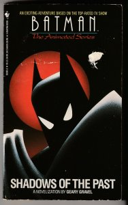 Batman The Animated Series Shadows of the Past by Gary Gravel
