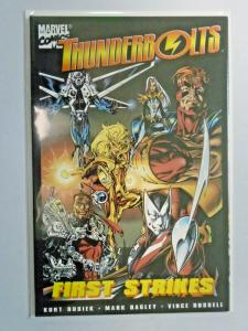 Thunderbolts First Strikes #1 - 8.0 - 1997