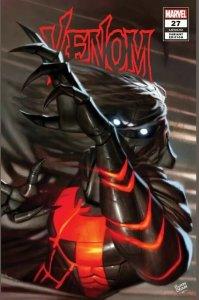 Venom 27 Ryan Brown Trade Dress CODEX Unveiled Cover Lim 3000 Pre-Sale Plz Read