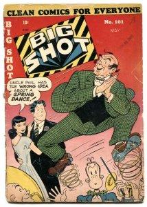 Big Shot Comics #101 1949- Skyman- Boody Rogers G-