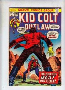 Kid Colt Outlaw #168 (Mar-73) VG/FN Mid-Grade Kid Colt