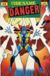 Codename: Danger #2, VF (Stock photo)