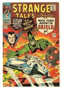 Strange Tales 144