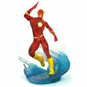 DC Gallery Speed Force Flash PVC Statue Diamond SDCC 2019