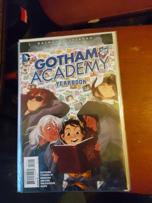 Gotham Academy #16 (2016)