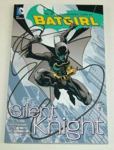 Batgirl TPB #1 VF/NM silent knight cassandra cain - DC Comics collects #1-12