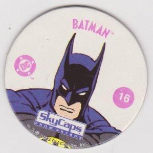 1993 Skybox Skycap #16 Batman