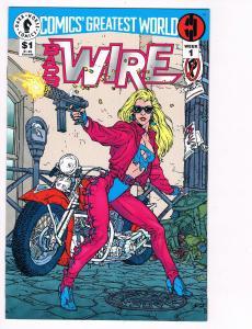 Comics Greatest World Barb Wire Week # 1 Dark Horse Comic Books WOW!!!!!!!!! S56