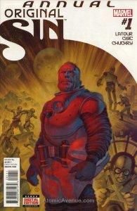 Original Sin (Marvel) Annual #1 VF/NM; Marvel   save on shipping - details insid