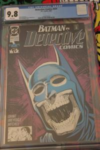 Detective Comics #620 (DC, 1990) CGC NM/MT 9.8 White pages