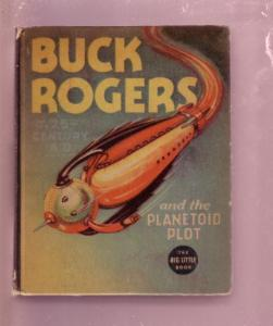 BUCK ROGERS PLANETOID PLOT 25 CENTURY A.D. #1197 BLB-36 VF