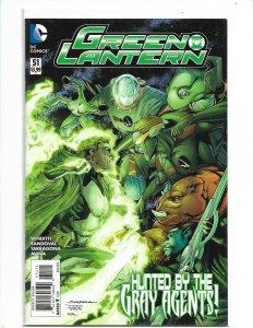 GREEN LANTERN  (2011 Series)  (DC NEW52) #51 Near Mint Comics Book  nw120