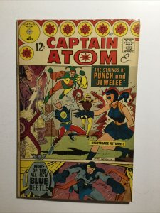 Captain Atom 85 Very Good Vg 4.0 Charlton Comics Group
