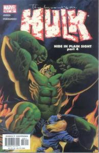 Incredible Hulk (2000 series) #58, NM + (Stock photo)