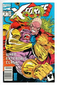X-Force #12 (Marvel, 1992) VF