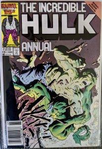 The Incredible Hulk Annual #15 (1986) VF++