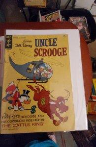 Uncle Scrooge #69 (1967)