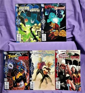 Batman And The OUTSIDERS Five of a Kind 5 Part Series Nightwing (DC, 2007)!