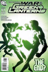 Green Lantern (2005 series) #67, NM (Stock photo)