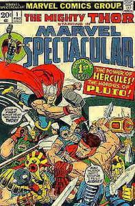 Marvel Spectacular #1 VG; Marvel | low grade comic - save on shipping - details