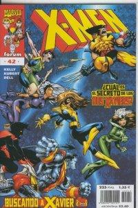 X Men volumen 2 numero 42