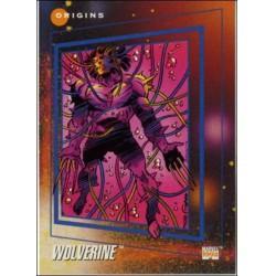 1992 Marvel Universe Series 3 WOLVERINE #164