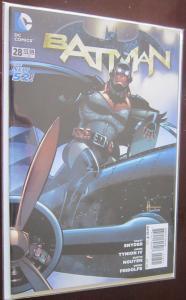 Batman (2014 2nd Series) #28B, 8.5/VF+, Steampunk Variant