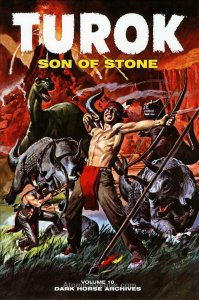 Turok, Son of Stone Deluxe #10HC VF/NM; Gold Key | save on shipping - details in