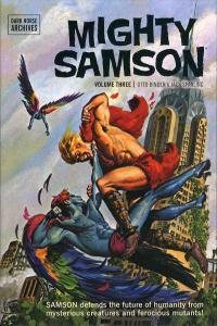 Mighty Samson (Sept 2010 series) #3, NM (Stock photo)