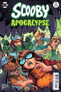 Scooby: Apocalypse #5, NM + (Stock photo)