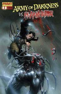 Army of Darkness vs. Re-Animator #1C FN; Dynamite | save on shipping - details i