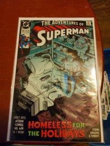 Superman #462 (1991)