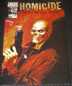 Homicide: Tears of the Dead #1 (1997)