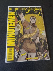Before Watchmen: Minutemen #1 (2012)