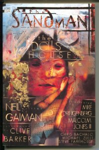 Sandman: The Doll's House-Neil Gaiman-1991-PB-VG/FN