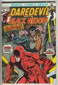 Daredevil #104 (Nov-73) VF/NM High-Grade Daredevil, Black Widow