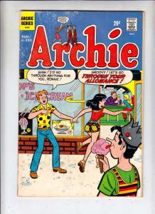 Archie #220 (Aug-72) VG Affordable-Grade Archie