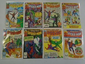 Marvel Tales lot 55 from #138-192 60's Spider-Man reprints 8.0 VF (1982-86)