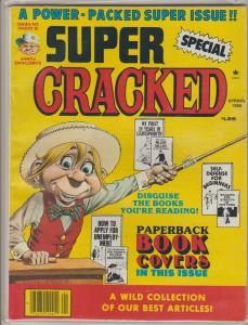 SUPER CRACKED SPECIAL - SPRING 1980  - HUMOR COMIC MAGAZINE