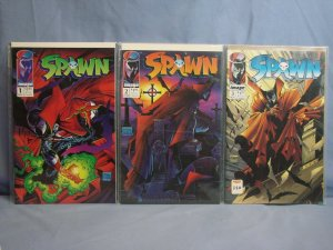 21 SPAWN Comic Books Image #1-17 & #22-26 Great Reads Todd McFarlane MOVIE SOON!